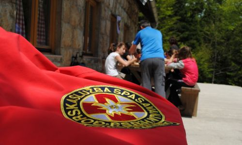 Mala škola planinarstva / posjeta GSS-a